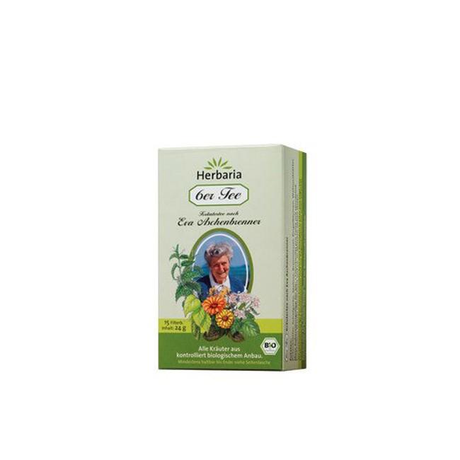 Herbaria 6er Tee Eva Aschenbrenner bio 15 Filterbeutel