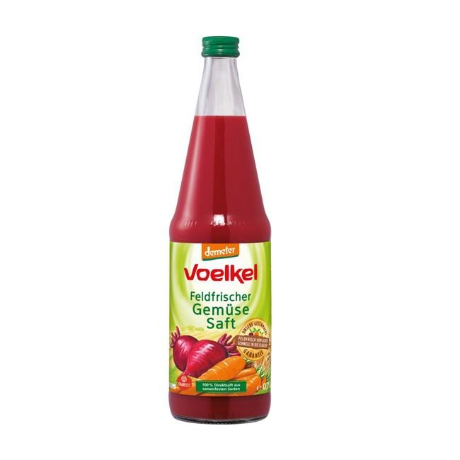 Voelkel Gemüsesaft feldfrisch, demeter 0,7l