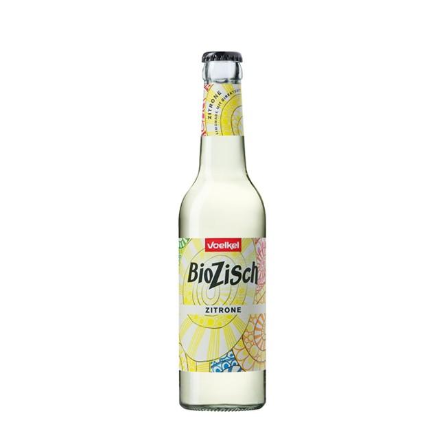 Voelkel BioZisch Zitrone bio 0,33l