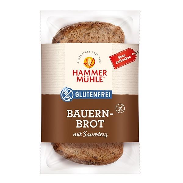 Hammermühle : Glutenfreies Bauernbrot mit Sauerteig (215g)