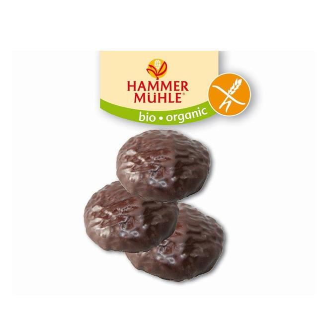 Hammermühle : Mini Schoko - Oblatenlebkuchen, bio (180g)