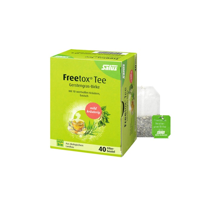 Salus : Gerstengras-Birke Kräuter Tee