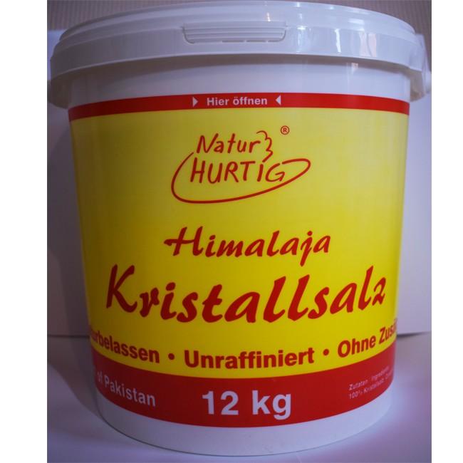 Natur Hurtig : Himalaya Salz* fein im Eimer (12kg)