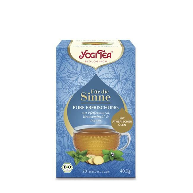 Yogi Tea Pure Erfrischung bio 20 Beutel