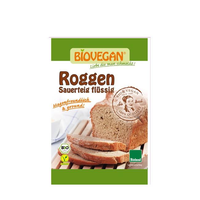 Biovegan-Roggen-Natursauerteig-150g