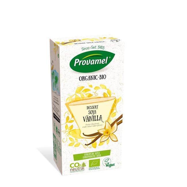 Provamel Soja-Dessert Vanille, bio 525g