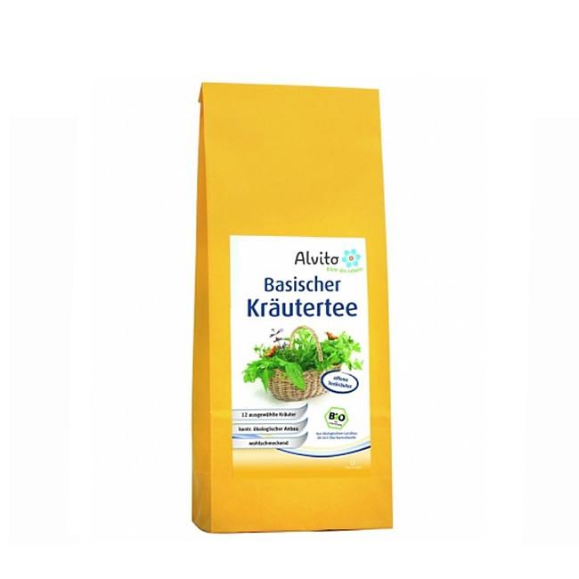 Alvito Basischer Kräutertee in Bio Qualität / lose (100g)