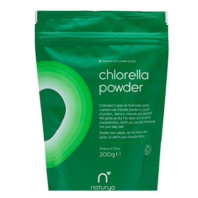 naturaya_chlorella_pulver_powder_bio_200g