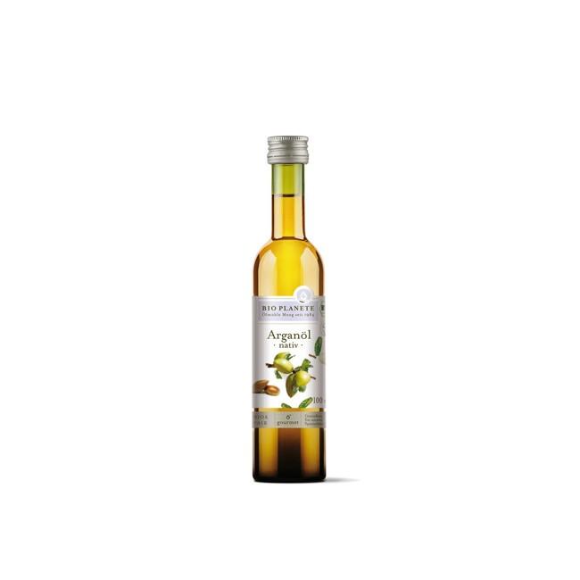 Bio Planète : Arganöl nativ Bio und Fair (100ml)