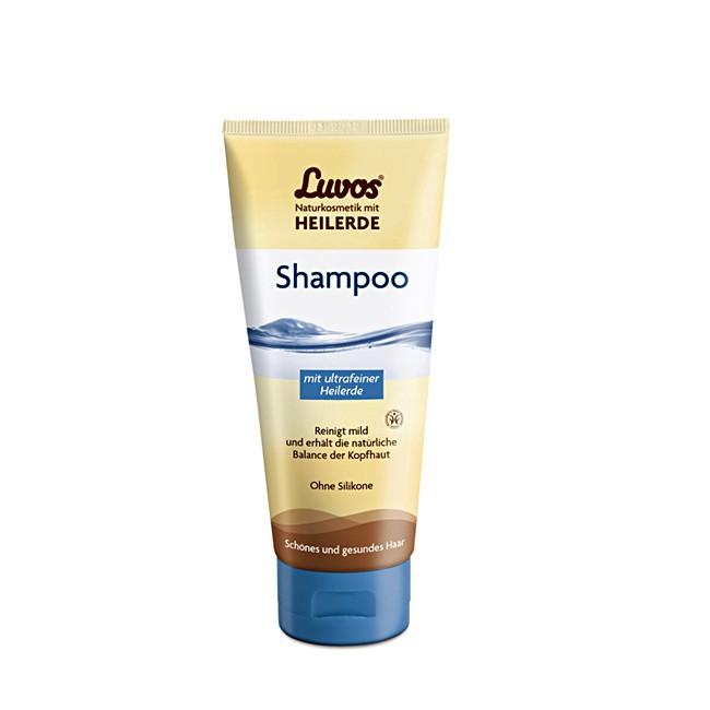 200ml Heilerde Shampoo von LUVOS