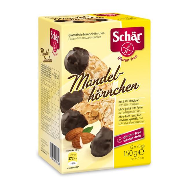 Glutenfreie Mandelhörnchen von Dr. Schär (150g)