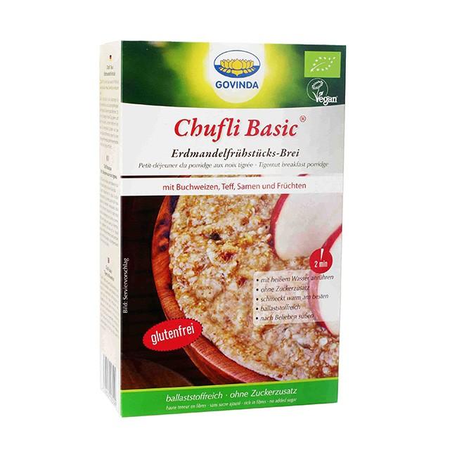sättigender Frühstücksbrei von Govinda - Chufli Basic (500g)