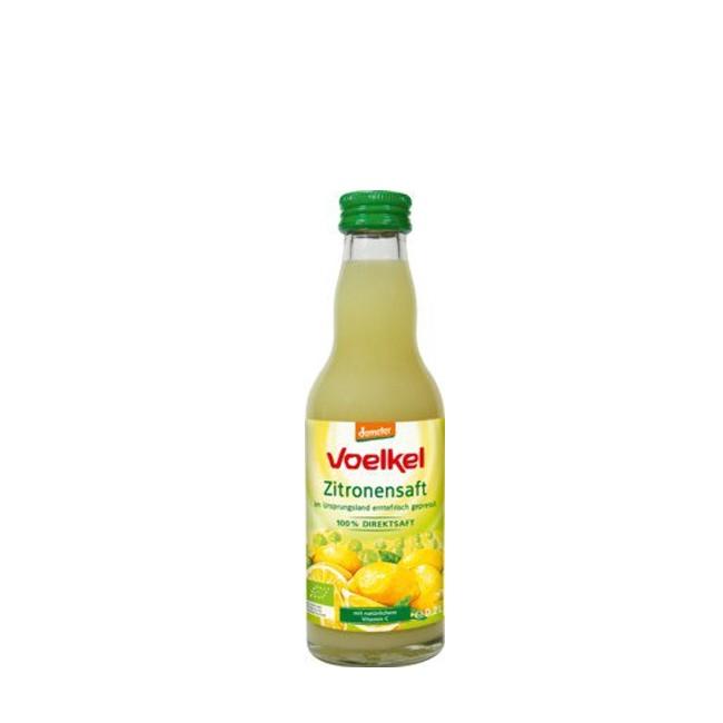 Voelkel : Zitronen Direktsaft, Demeter (200ml)