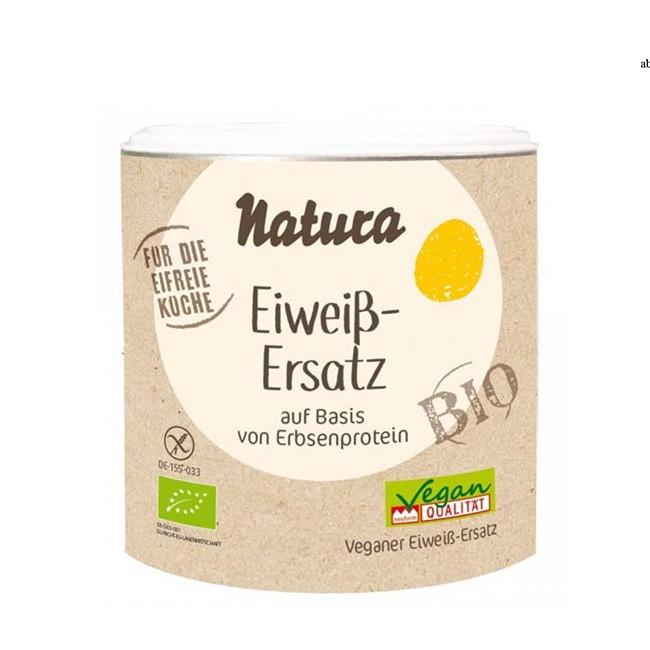 Natura Eiweiß-Ersatz auf Basis von Erbsenprotein - bio und vegan