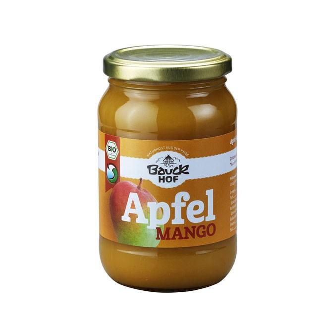 Bauckhof: fruchtiges Apfel-Mango-Mark, bio