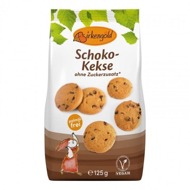 Birkengold : Schoko Kekse (125g)