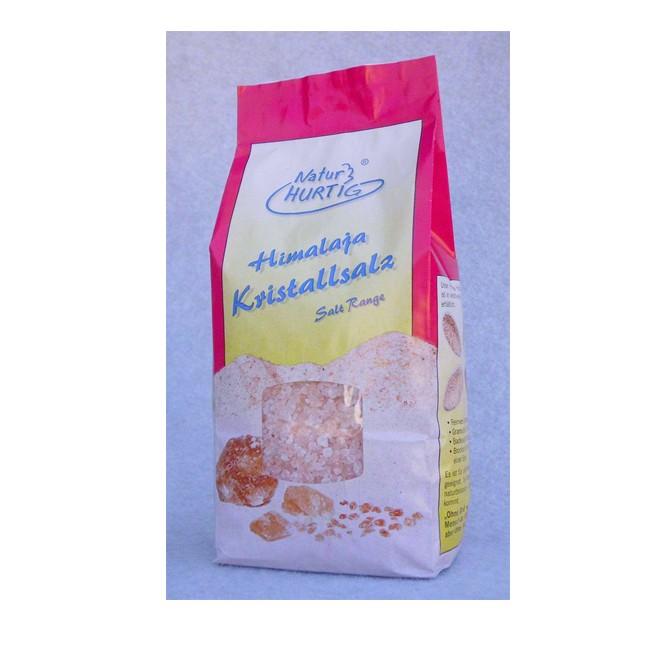 Natur Hurtig : Himalaya Salz Granulat, Nachfüllpack für die Mühle (1kg)