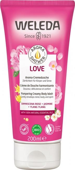 Weleda : Aroma Shower Love (200ml)**