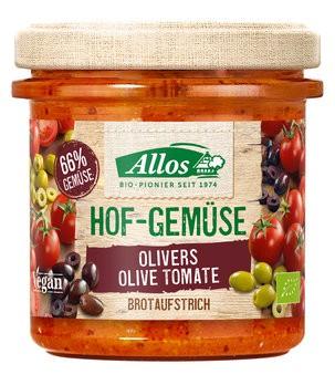 Allos : Hofgemüse Olivers Olive Tomate, bio (135g)