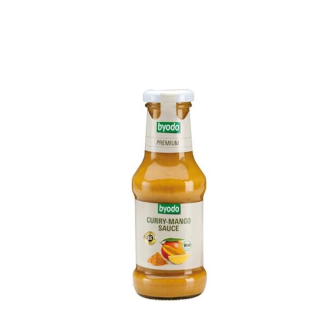 Curry Mango Sauce von Byodo