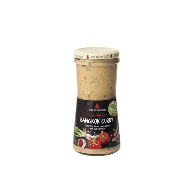 Zwergenwiese Soul Kitchen Bangkok Curry Bio 420ml
