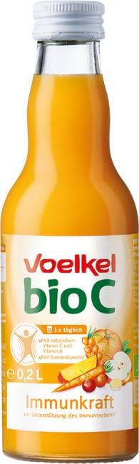 Voelkel : bioC Immunkraft Saft, bio (0,2l)**
