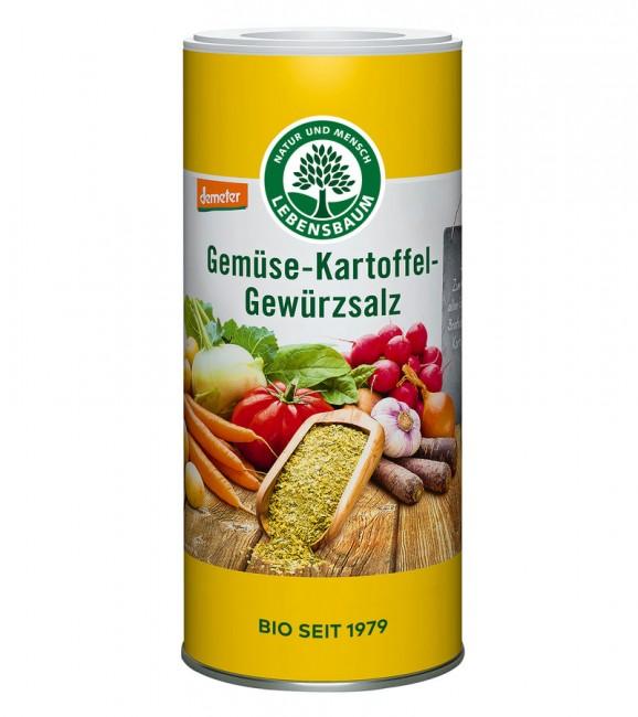 Lebensbaum : Kartoffel Gemüse Gewürzsalz, demeter (150g)