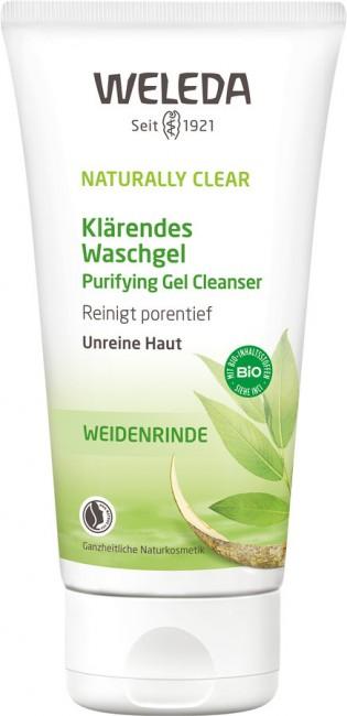 Weleda : NATURALLY CLEAR Klärendes Waschgel (100ml)**