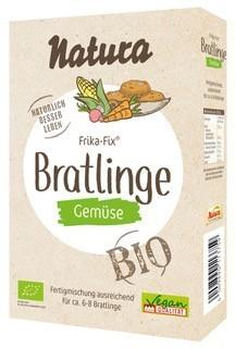 Natura : Frika Fix Gemüse Bratlinge, bio (150g)