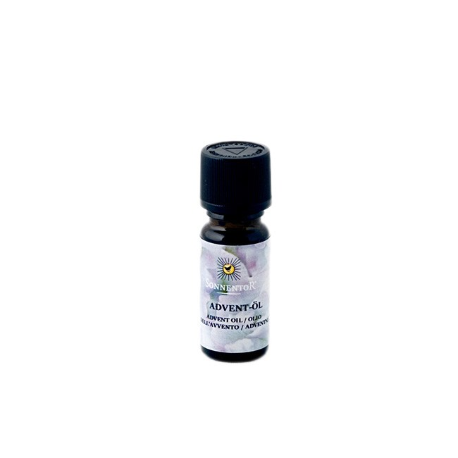Sonnentor Aromaöl für den Advent (10ml)