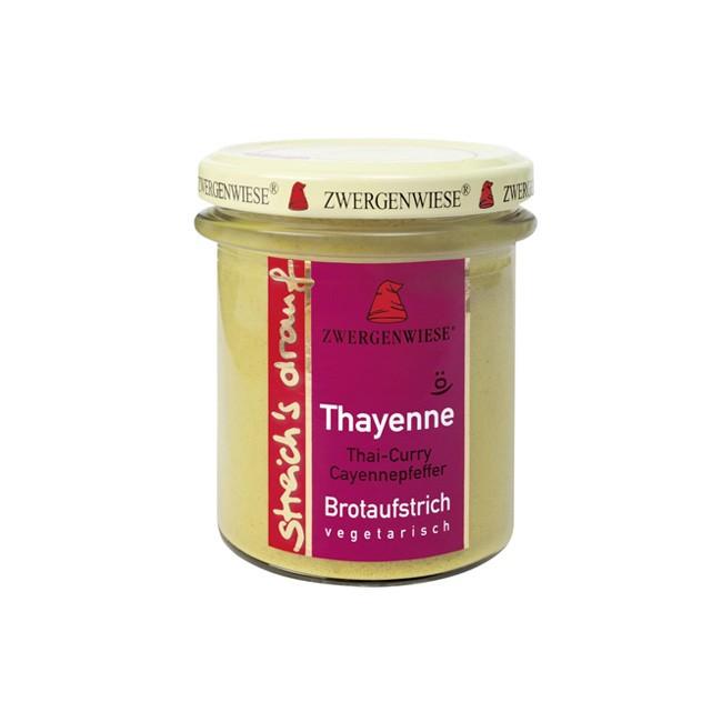 Streichs drauf Thayenne von Zwergenwiese (160g)
