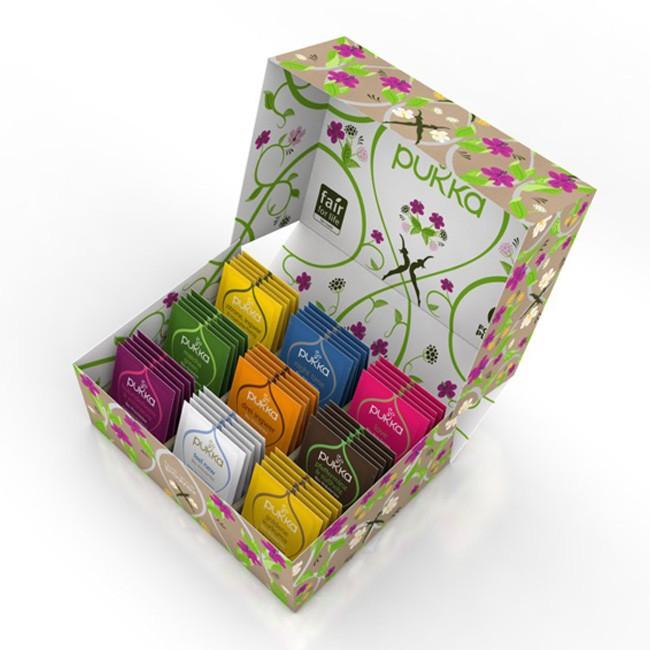 Pukka Selection Box - feine Teeauswahl für eine besinnliche Weihnachtszeit