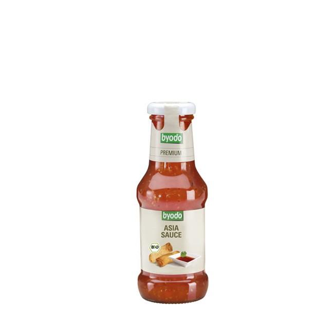 Asia Sauce von Byodo - süß & würzig!