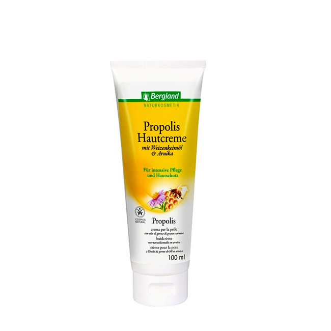 Bergland Propolis Hautcreme 100ml für beanspruchte Haut