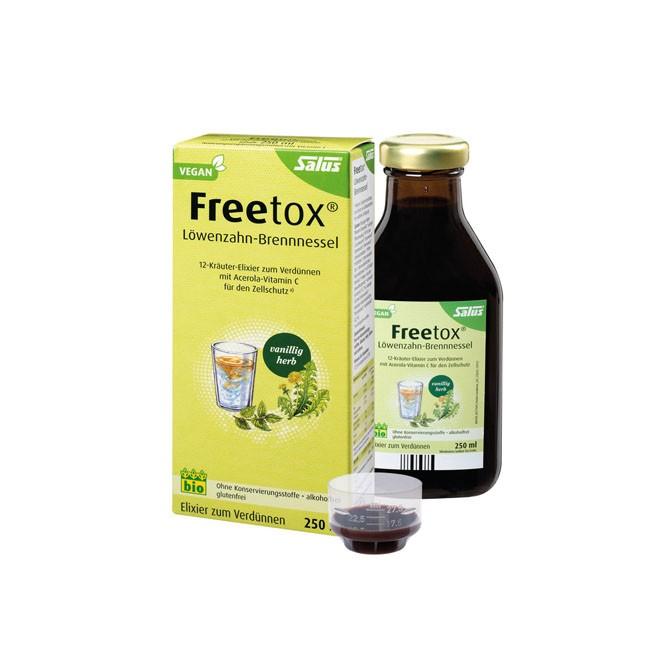 SALUS-freetox-loewenzahn-brennnessel-elixier-250ml