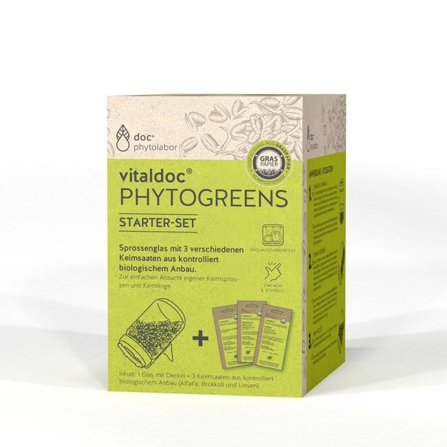 Vitaldoc Phytogreens Starterset (1 Stk)