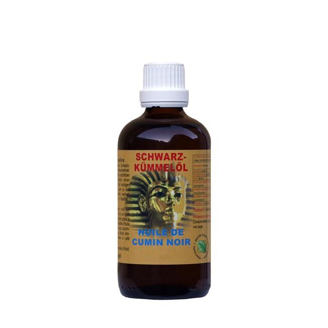 NaturGut Schwarzkümmelöl Nigella Sativa in der 500ml-Flasche