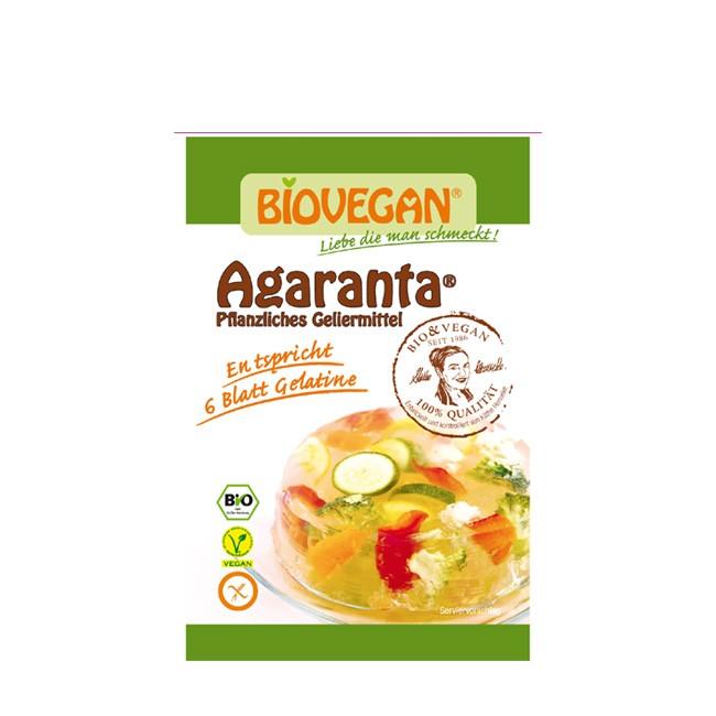 Bio-Geliermittel-Agaranta