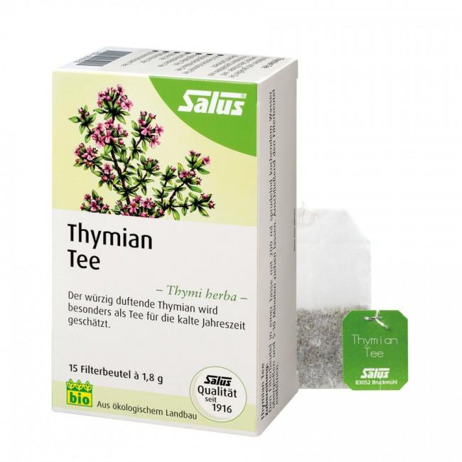 Salus : Thymian Tee, bio (15 Beutel)