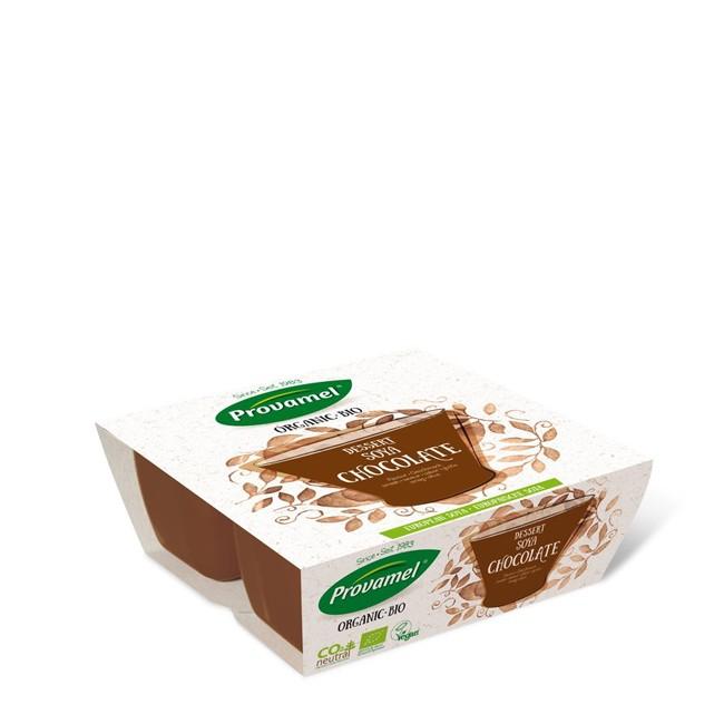 Provamel Soja Dessert Schokolade, bio 4x125g
