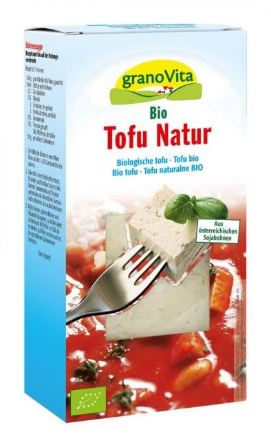 granoVita : Tofu Natur, bio (250g)