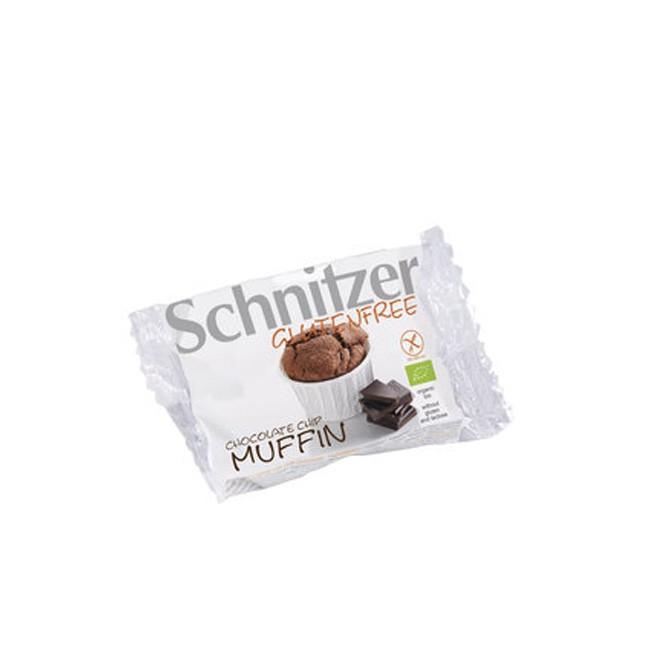 Schnitzer Bio Chocolate Chip Muffin 70g