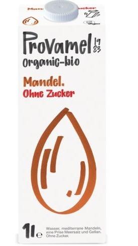 Provamel Mandeldrink ungesüsst 1L Tetrapack - vegan und bio