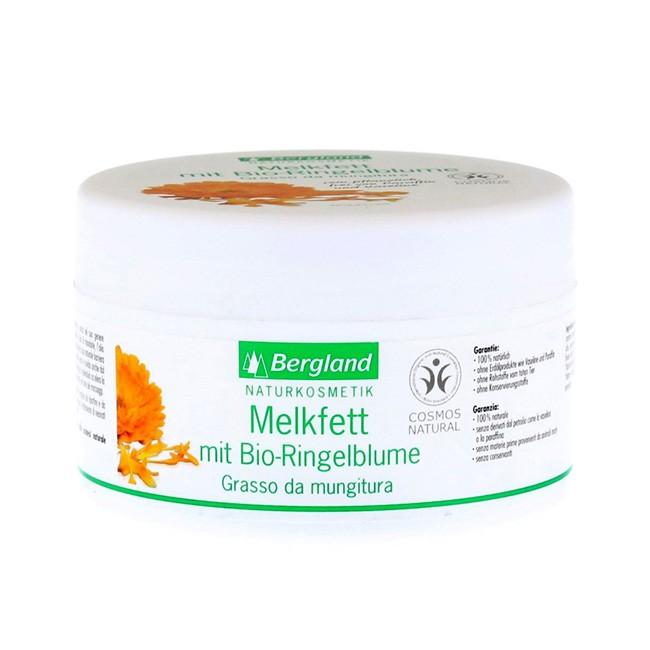 Melkfett mit Bio Ringelblume von Bergland (200ml)