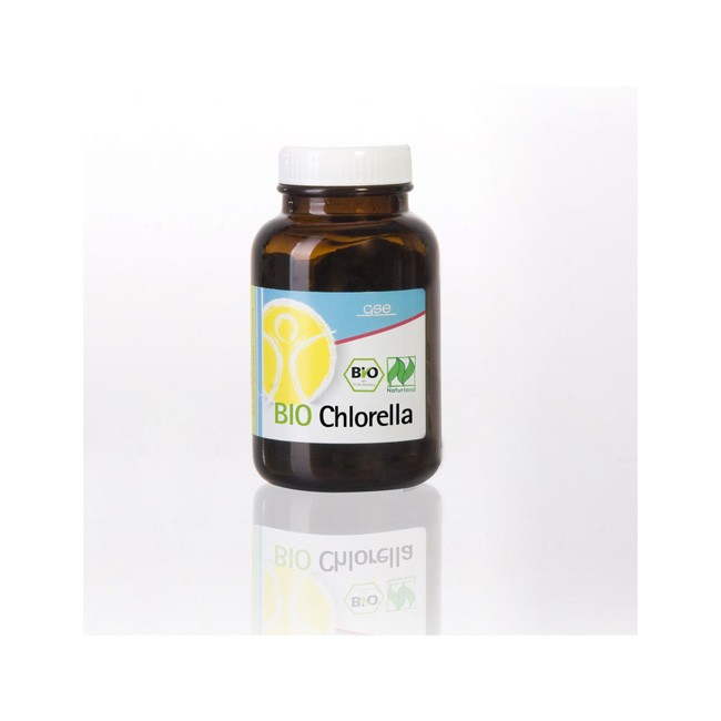 GSE Bio Chlorella Pulver, 200g