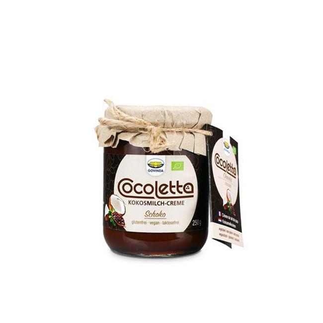 Govinda Bio Cocoletta Kokosmilchcreme Schoko 250g