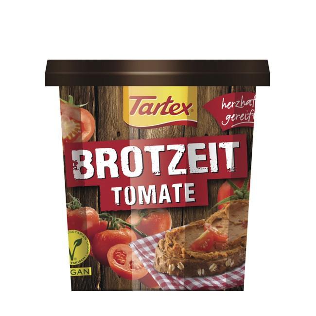 Veganische Pastete Tomate von Tartex (125g)