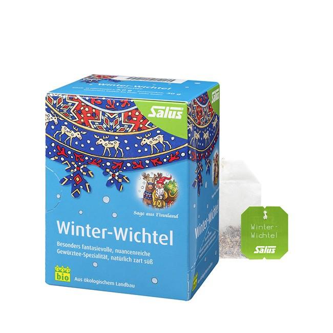 SALUS Winter Wichtel Bio Tee 15 Teebeutel - vegan