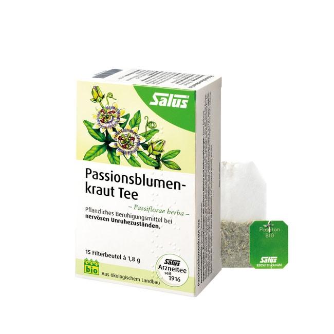 Schoenenberger : Passionsblumenkraut Tee, bio (27g)