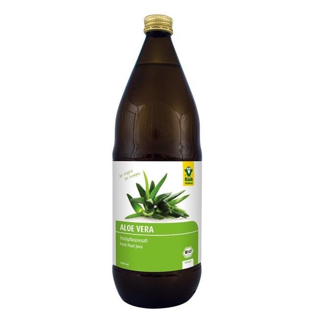 Raab Aloe Vera Drink, bio 1l